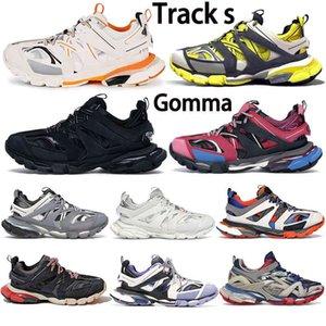 Paris Triple S 3.0 Release Tess S Clunky Sneaker Mens Gomma Maille Schwarze Frauen Laufschuhe Plattform Körbe Dad Trainer Chaussures