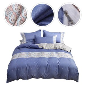 Set All Cotton Bed Sheet Quilt Cover Bedding Kit(1.8M Bed) Sets