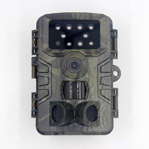 Vida selvagem da câmera da trilha da caça com câmeras exterior ativadas do escutador do gatilho do movimento da visão da noite