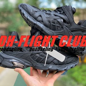 Track 2 Black 568614W2GN11000 BLACK womens trainers running shoes for men mens basketball sneakers schoenen size 36-45