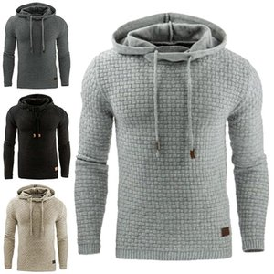 Men's Hoodies & Sweatshirts 2021 Autumn Winter Men Fashion Hooded Warm Male Plus Size 5XL Casual Pullover Coat Man Solid Sportswear