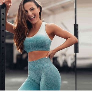 Women Seamless Yoga Patchwork Gym Tights Lulu Leggings High Waist Fitness Clothing Running Pants Sportswear Training YP008
