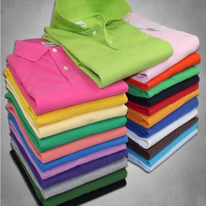 High-quality Crocodile Polo Shirt Men's Cotton Top 2021 Summer Casual Clothes Luxury 6XL Fashion women Brand designers t shirts