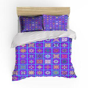 Bedding Sets Gorgeous Pattern Duvet Cover Set Girls Boys GIfts Bedroom Decor Soft Comforter With Zipper