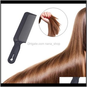 Brushes Antistatic 3D Hairdressing Clipper Anti Slide Handle Barber Haircut Comb Stick Hair For Professional Use Tools Ccdxt Uibrh