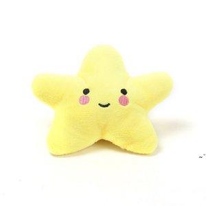 13 * 13 * 5cm 3 Color Starfish En Starfish de Peluche Jouets Jouets amusants cadeaux pour enfants OWF5998
