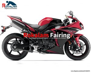 For Yamaha YZF R1 12 13 14 Red Black Fairings Parts YZF1000 YZFR1 YZF-R1 2012-2014 Covers Kit (Injection Molding)