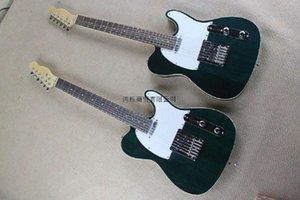 Tele Elm piano wood Body Electric Guitar Telecaster 6 string Guitars @31