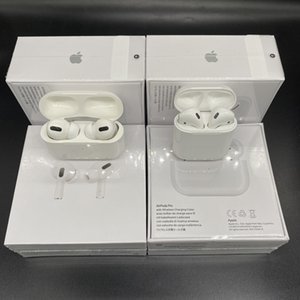 """HIGH QUALITY AirPods"""" Pro"""" Wirless Earphones real serial NO. Metal Hinge cases Rename GPS Wireless Charging Bluetooth Headphones with In-Ear Detection"""
