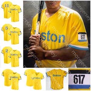 767 personalizzato Baseball jersey bianco bottone dimensioni Giù Pullover Uomini Donne S-3XL