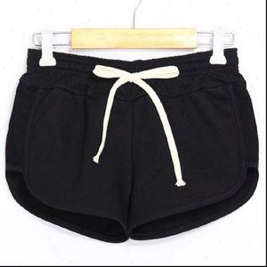 Womens Short Candy Color Casual Cotton Low Waist Shorts Women Workout Beach Travel Size S XXL 70596