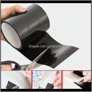 Adhesive Pipe Waterproof Repair Insulating Tapes Stop Leak Seal Self Duct Tape Kucll 4F3Mp