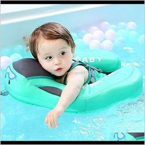 Life Vest Buoy Water Sports & Outdoors Drop Delivery 2021 Cute Baby Sunshade Steering Wheel Safe Swimming Non Inflatable Trainer Pool Float W