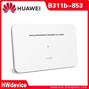 Unlocked 4G Router LTE CPE WiFi B311B-853 With NFC English language 210607