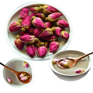 Rose Tea China Shandong Pingyin Dried Rosebud Without Sulfur Flower Bulk Chinese Healthy Flower Tea