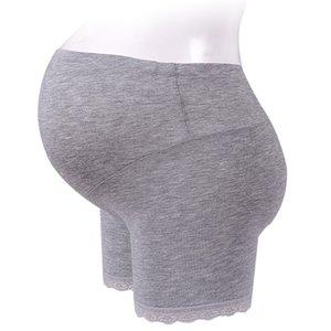 여성 임신 출산 Shapewear 배꼽 지원 스트레치 짧은 레깅스 833 v2