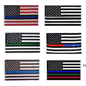 3x5ft Black American Flag Polyester No Quarter Will Be Given US USA Historical Protection Banner Flag Double-Sided Indoor Outdoor HWF10399
