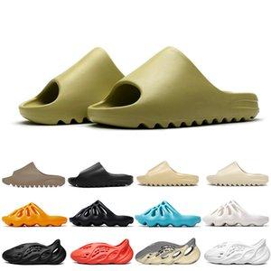 Fahion slippers Foam Bone Desert Sand Ararat women mens slides sandals sliders platform house Summer outdoor beach slipper size 36-45