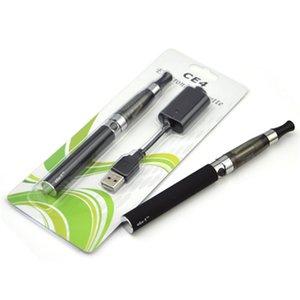 Ego Evod CE4 E Cigarette Kit 650mAh 900mAh 1100mAh EGO-T Batteries CE4 Atomizer Blister Starter kits VS Vertex Bogo Batteries