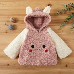 Baby Girl Sweet Animal Coat & Jacket 210521