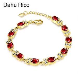 Charm Bracelets Bracelet Jonc Pulseiras Feminino For Bridesmaids Rojos Resin Yellow Gouden Gold Color Filled Kiss Me Bijuter Dahu Rico