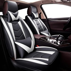 Universal PU Leather Car Seat Covers For Mg Zs Mg3 Mini Clubman Cooper R56 Countryman