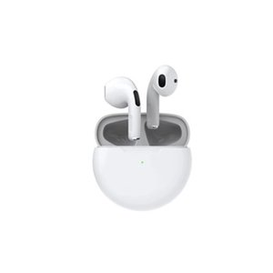 AirPods Pro6 tws Bluetooth Headphones noise cancelling Stereo Soft Wearing Wireless Earbuds with OLED display sport Headsets Conduction pro earphones