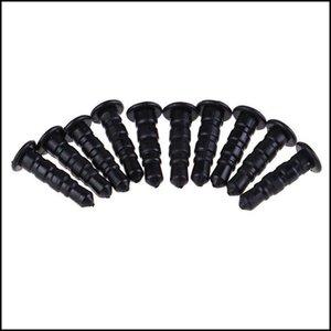 Anti-Dust Gadgets Cell Phones & Aessories10Pcs Plastic Dust Dustproof Plug Caps 3.5Mm Earphones Aessories Diy Phone Penda Jllndh Drop Delive