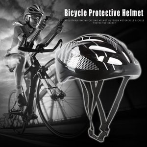 Adjustable Racing Cycling Helmet Protective Biking Outdoor Motorcycle Bicycle PortableDustproof Parts Caps & Masks