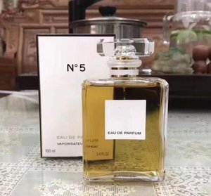 Wholesale Perfume Classic No Five 5 100ML Ladies aroma Spray Long-lasting Fragrance Natural High Quality Durable Free delivery