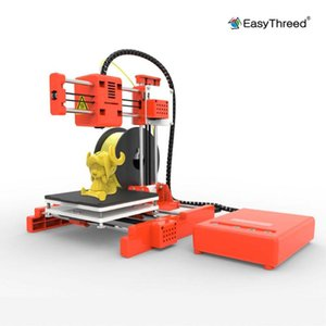 Printers Easythreed 3D Mini Printer 100X100X100mm FDM Kit Impresora DIY Toy Impressora 2021 3dprinter