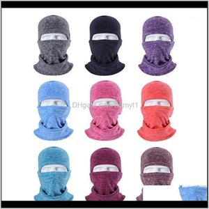 Caps Masks Winter Neck Warmer Bandana Tube Scarf Fleece Pipe Half Face Mask Sports Thermal Skiing Gaiter Hiking Cycling Snowboard Men R4Hk1