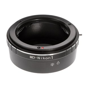 Lens Adapters & Mounts Md-n1 Adapter Ring For Minolta MC MD To 1 N1 Mount J1 J2 J3 J4 J5 V1 V2 V3 S1 S2 AW1 Camera Body
