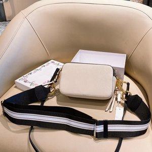 Designers Zipper Women Luxurys Shoulder Bag Ladies Handbag Messenger The Small Snapshot Camera Crossbody Eight Styles
