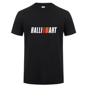 Ragazzi Tee Midnite Star Ralliart T Shirt Uomo Tops New Fashion Manica Corta Tees Mans Tshirt Collo rotondo per abbigliamento maschile per bambini