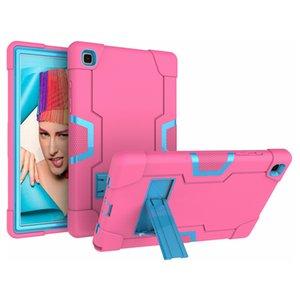 Para Samsung Tab A7 10.4 2020 T500 T505 S6 Lite P610 P615 S5E T720 T725 S4 T830 Robert Kickstand Tablet Case Caixa Protetora