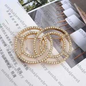 wholesale Designer Jewelry Designer Brooch Crystal Fashion Brooch Pins Women Luxury Brooch Clothing Suits Brooches