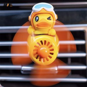 Car Air Freshener Little Bear Pilot Propeller Outlet Diffuser Fragrance Mini Flavoring Adornment In The Goods Accessorie