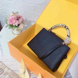 Leathers Leather Genuine Women ShoulderBag Purse Purses Bag Handbag High Real Ffekk Totes Quality Hbbnm