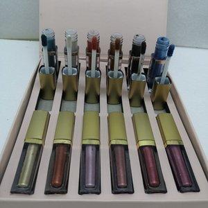 1pcs Stila EyeShadow For Elegance Set Starry-Eyed Liquid Eye shadow Vault Travel Makeup Glow Cosmetics Girls 12pcs set