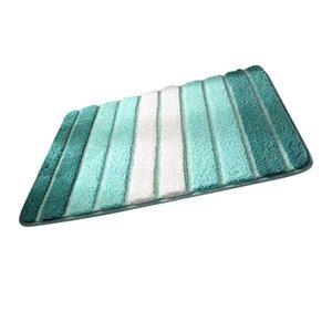 Carpets Floor Indoor Outdoor Solid Door Mat Dirt Trapper Carpet Barrier Rug Bathroom Super Absorbent Entrance Soft Non Slip