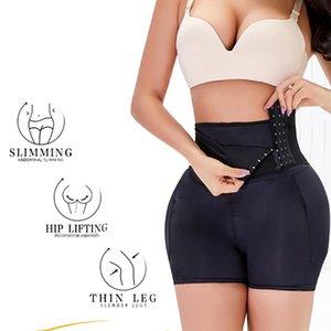 Women's Shapers Tummy Control Shapewear For Women Seamless Fajas Bodysuit Open Bust Mid Thigh Body Shaper Shorts