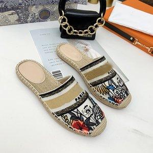 Бренд дизайнер винтажные женщины сандалии натуральные кожаные рыбаки тапочки с вязанием круглых носок мягкие овчины тапочки блестящие платья туфли медленто пятки