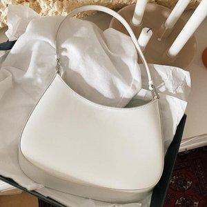 2021 Designers Luxurys Underarm Bag Mulheres bolsas de ombro bolsas de alta qualidade Crossbody marca Hobo com caixa