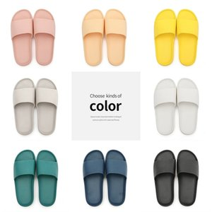Home Slippers Female Summer Couple Indoor Bath Non-slip Men's Wholesale GYB-LT-2036 210622