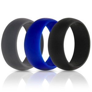 3 Pcs Silicone Cock Ring Penis Enhance Erection Toys For Men Delay Ejaculation Cockring Intimate Goods Sex Shop