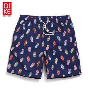 Quick Dry Summer Men's Swimwear Mens Beach Board Shorts Briefs For Men Surfing Swimsuit Trunks Swim Suits