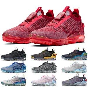 TN Plus 2021 Zapatillas para correr Hombres Mujeres Equipo casual Red Pure Platinum Dark Grey Oreo Stone Deep Royal Blue Mutil Mens Womens Runner Entrenadores Deportes Zapatillas deportivas