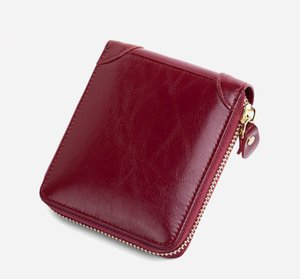HBP Customized Woman wallet fashion leather high quality