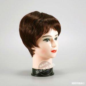 Headdress Display Plastic Headform Hat Props Wig Placement